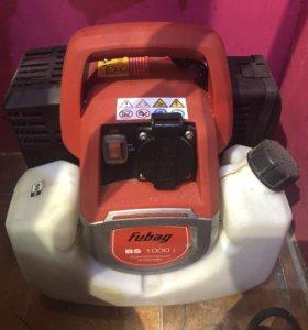 Новый генератор Fubag BS 1000i