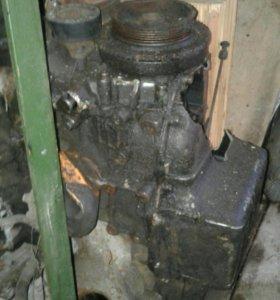 Двигатель ЗМЗ 406 карбюраторный.
