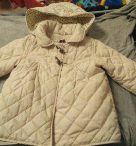 Куртка mothercare 86