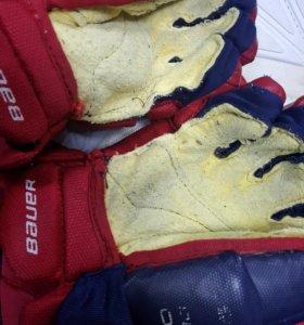 Хоккейные краги