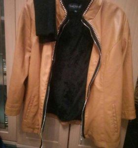 куртка новая 50 р