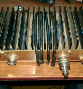 Усилитель для CB радиостанции