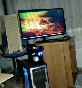 Игровой компьютер, системный блок