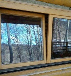 Изголовлени деревяных окон и дверей