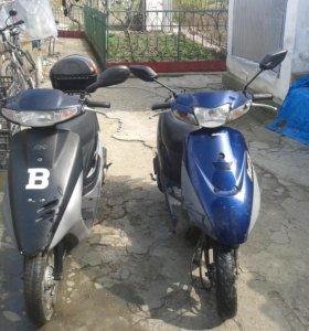 Suzuki., Honda