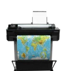 Принтер для плакатов и газет