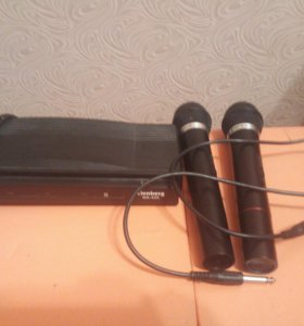 Радио микрофон,elenberg MA-400