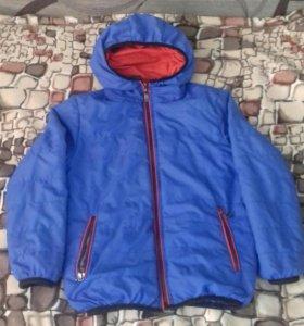 Куртка детская 122-128