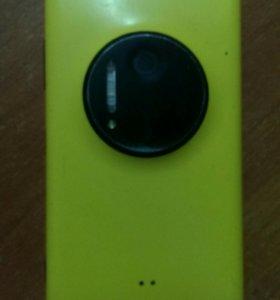 Телефон Nokia lumia 1020 на запчасти