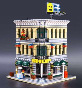 Лего 10211