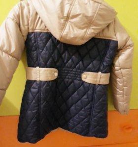 Куртка для девочки 7 -8 лет