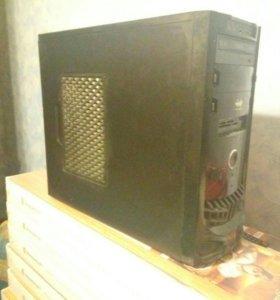 Игровой компьютер c 1050ti. Обмен на ps 4 slim