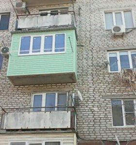 Остекление балконов Окна ПВХ