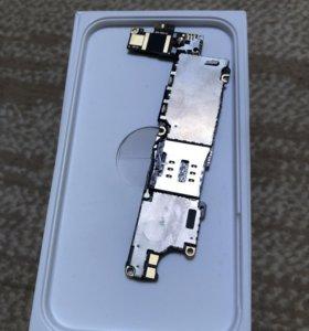 Плата iPhone 4s 8gb