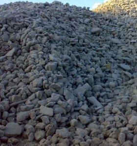 Грунт,бой бетона,асфальта с доставкой