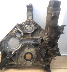 Лобовина на 112 двигатель мерседес.
