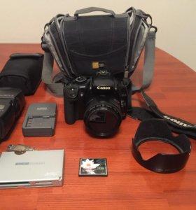 Canon EOS 400D (Rebel Xti)