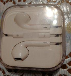 Наушники от iPhone SE