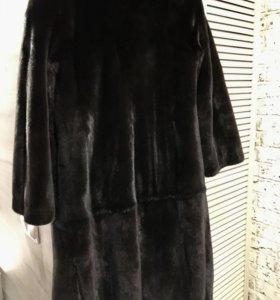 BlackGlama шуба 44 размер