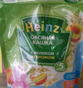 Каша молочная Хайнц