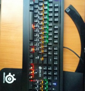Клавиатура механика oklick iron edge