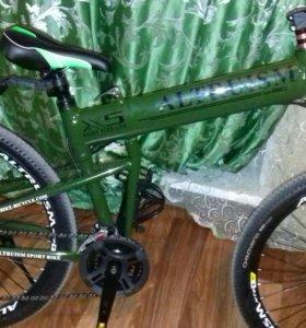 Продам новый велосипед горный
