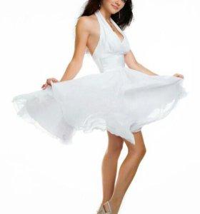 Платье Мерлин Монро