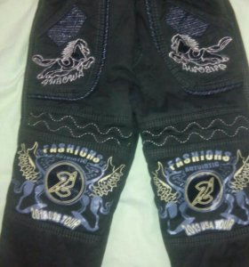 Продам новые брюки зимние