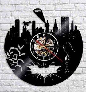 Часы настенные Бетмен