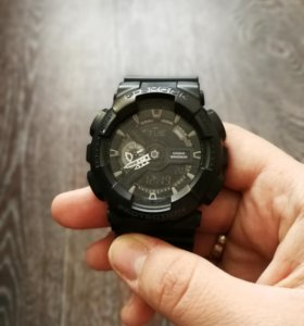 Casio g-shock оригинал с документами