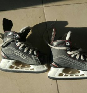 Хоккейные коньки bauer x200 32 размер