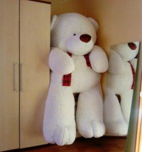 Новый большой медведь 2 метра