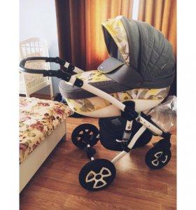 Продаётся чудесная коляска польской фирмы ADAMEX