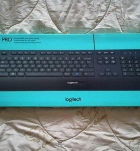 Новая клавиатура Logitech K280e PRO
