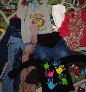 Пакет одежды для беременных 40-42