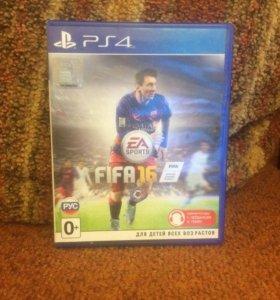 Игра FIFA 2016