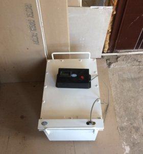 Стабилизатор напряжения масляный 10Kwt