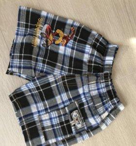 Новые шорты детские