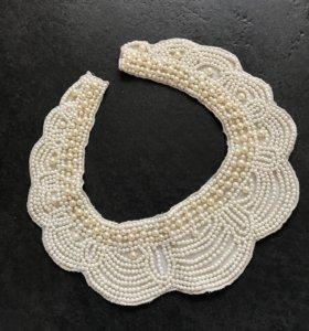 Воротничек ожерелье