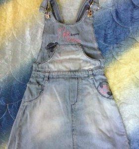 Сарафан Gloria Jeans 6-7 лет
