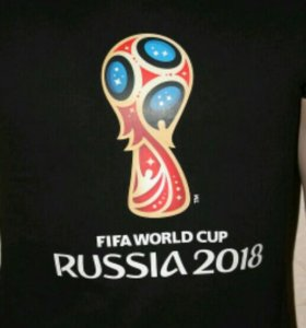Футболки FIFA 2018