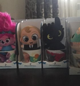 Кружки с игрушками