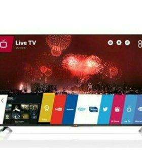Телевизор 3D LED  LG 42LB673V
