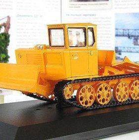 Коллекция тракторов Деагостини