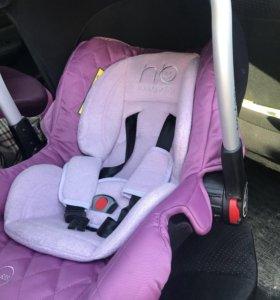 Автомобильное автокресло (автолюлька) happy baby