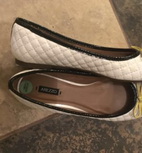Новые туфельки Arezzo из Англии
