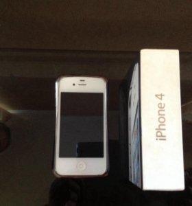 Телефон iPhone4
