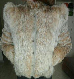 Куртка из Рыси