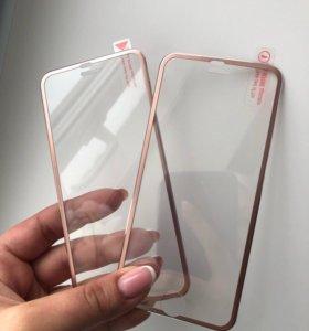 Защитные стекла на IPhone 6,6s