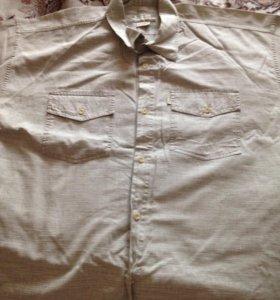 Рубашка льняная 62-64